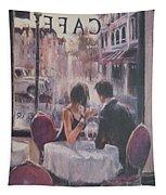 Romantic Meeting 2 Tapestry