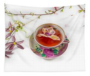 Romantic Pinks And Violets 2 Tapestry