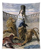 Rome: Christian Martyrs Tapestry