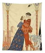 Romeo And Juliette Tapestry