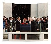 Ronald Reagan Inauguration - 1981 Tapestry