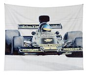 Ronnie Peterson - Lotus 76 Tapestry