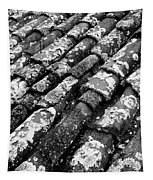 Roof Tiles Tapestry