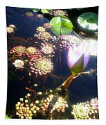 Root Of Beauty Tapestry