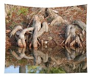 Rooted Reflections Tapestry