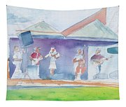 Roots Retreat Bluegrass Tapestry