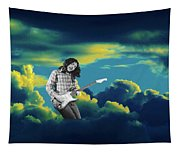 In The Clouds Tapestry