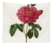 Rosa Gallica Tapestry