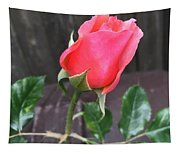 Rose Bud Tapestry