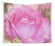 Enjoy A Rose Soft Pastel Tapestry