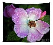 Roses After The Rain Tapestry