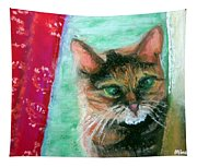 Rosy In Color Tapestry
