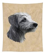 Rough Coated Lurcher  Tapestry