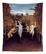 Rousseau: Football, 1908 Tapestry