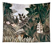 Rousseau: Jungle, 1909 Tapestry