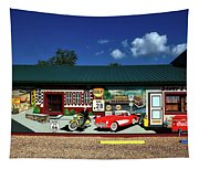 Route 66 Mural Tapestry