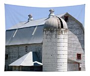 Route 81 Barn Tapestry