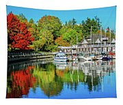 Rowing Club Color Tapestry