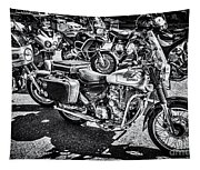 Royal Enfield Bullet Electra X Mono Tapestry