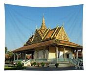 Royal Palace 09  Tapestry