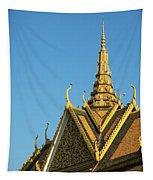 Royal Palace 11  Tapestry