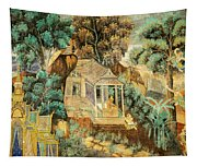 Royal Palace Ramayana 12 Tapestry