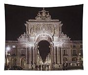 Rua Agusta Arch Lisbon Textured II Tapestry
