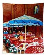 Rue Prince Arthur Tapestry