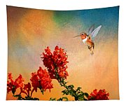 Rufous Dream Tapestry
