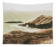 Rugged Rocky Cape Tapestry