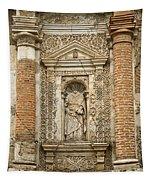 Ruins Of Antigua Guatemala Tapestry