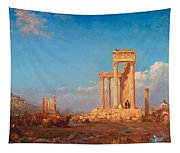 Ruins. Palmyra Tapestry