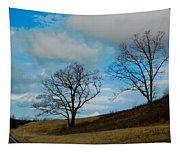 Rural Landscape - Skyline Drive Tapestry