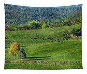 Rural Life Tapestry
