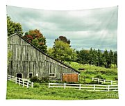 Rural Vermont Gem Tapestry