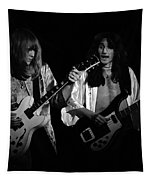 Rush 77 #46 Enhanced Bw Tapestry