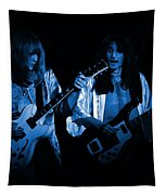 Rush 77 #46 Enhanced In Blue Tapestry