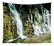 Rushing Waters Tapestry
