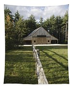Russell-colbath Historic Homestead - White Mountains Nh Tapestry