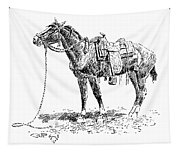 Russell: Rawlins Horse Tapestry