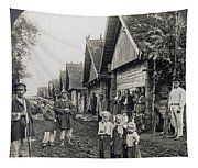 Russia: Peasants Tapestry