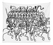 Russia: Royal Guard Tapestry