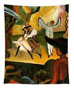 Russian Ballet  Tapestry