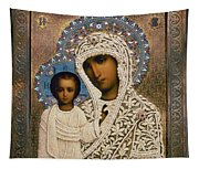 Russian Icon: Mary Tapestry