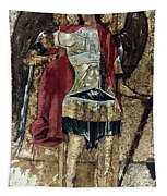 Russian Icons: Michael Tapestry