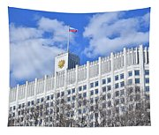 Russian White House Tapestry
