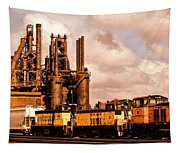 Rust In Peace Tapestry