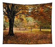 Rustic Autumn  Tapestry