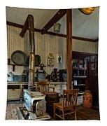 Rustic Comfort Tapestry