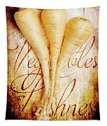 Rustic Farm Kitchen Tin Sign Tapestry